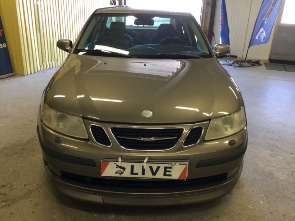 Saab 9-3 SportSedan 2.0 T Automatisk 210hk, 2004, 21865 mil, 29500:-