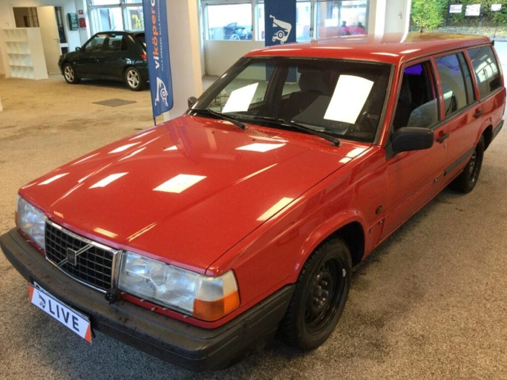 Volvo 945 2.3 Manuell 135hk, 1996, 31300 mil, 29500:-