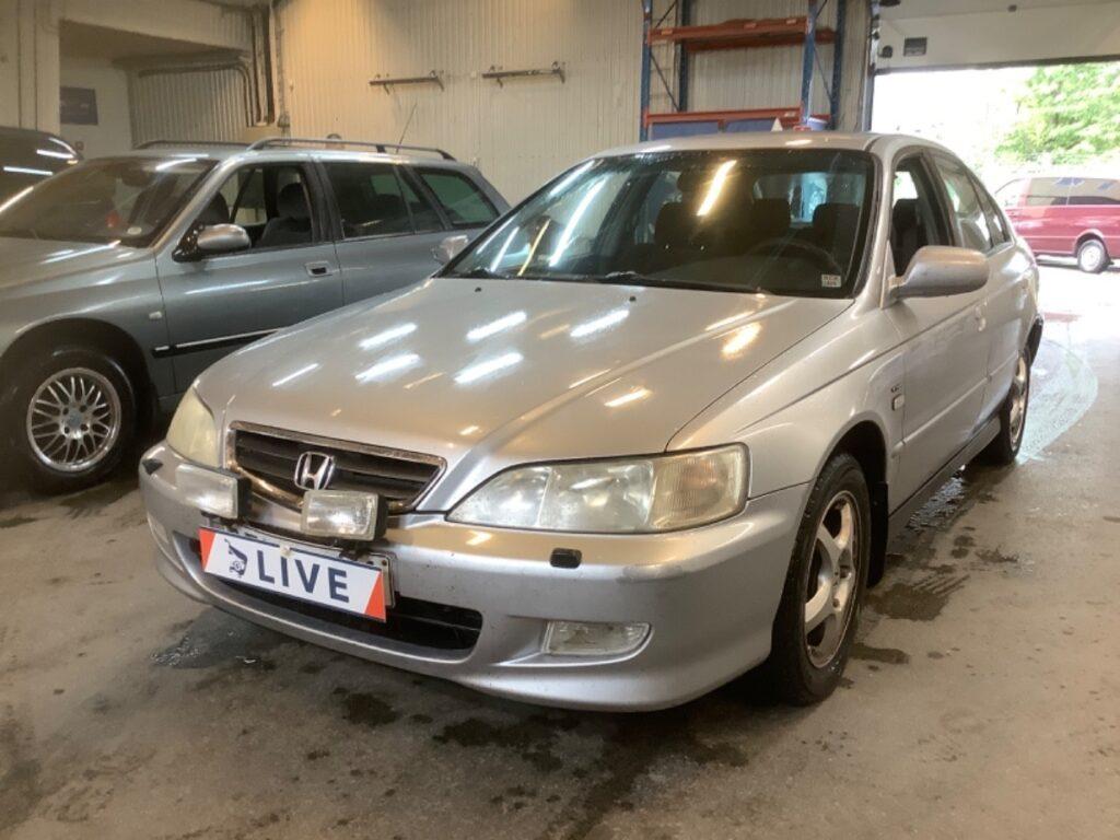 Honda Accord Halvkombi 2.0 Manuell, 147hk, 2001, 23400 mil, 19500:-