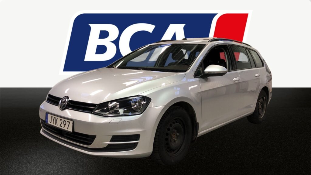 Volkswagen Golf Sportscombi 1.6 TDI BlueMotion Manuell 110hk, 2017, 11000 mil, 129500:-