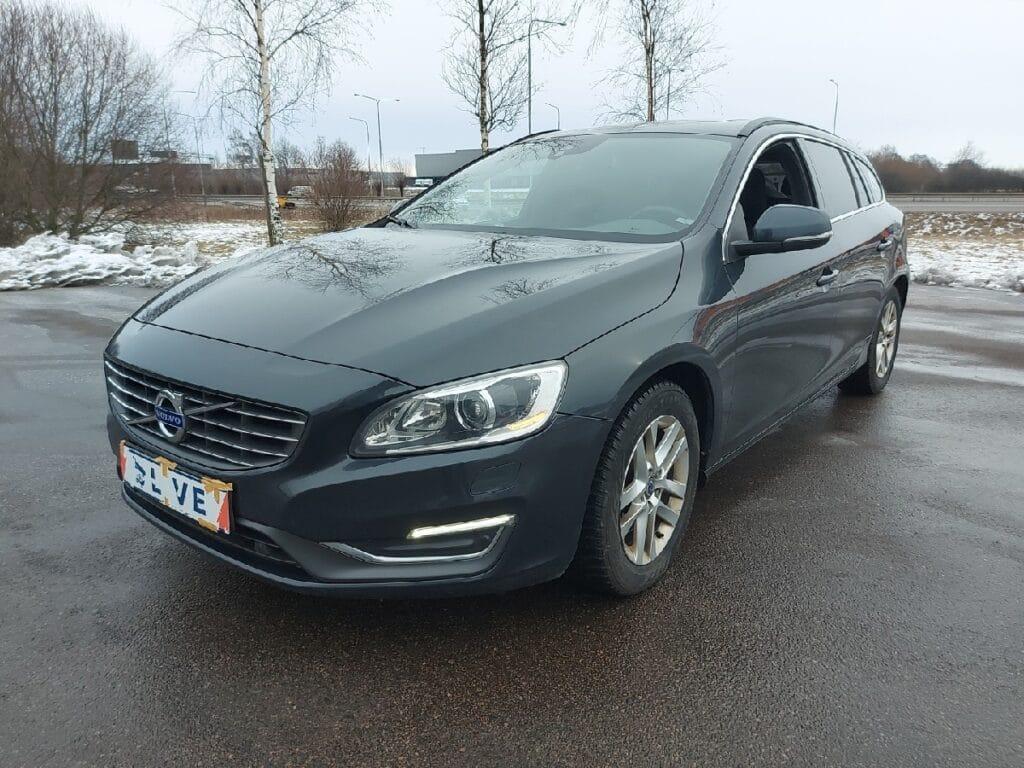 Volvo V60 D3 Momentum 136hk, 2014, 19480 mil, 114500:-
