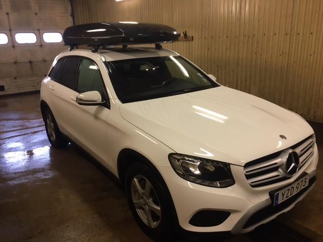 Mercedes-Benz GLC 220 d 4MATIC 9G-Tronic 170hk, 2018, 13900 mil, Pris kommer inom kort.